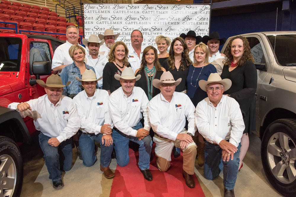 2015 Lone Star Cattlemen Soiree