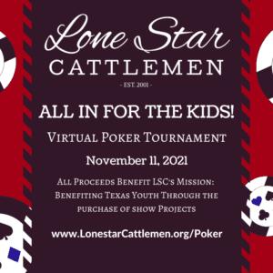 Lone Star Cattlemen | Poker